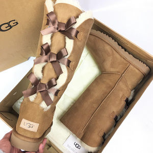 UGG Women's Bailey Bow Tall II Boots